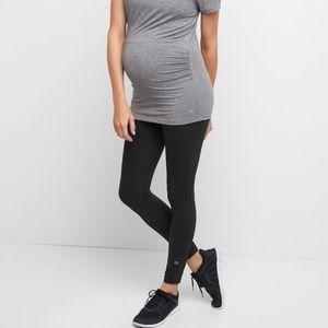 GapFit Blackout Full Length Maternity Leggings